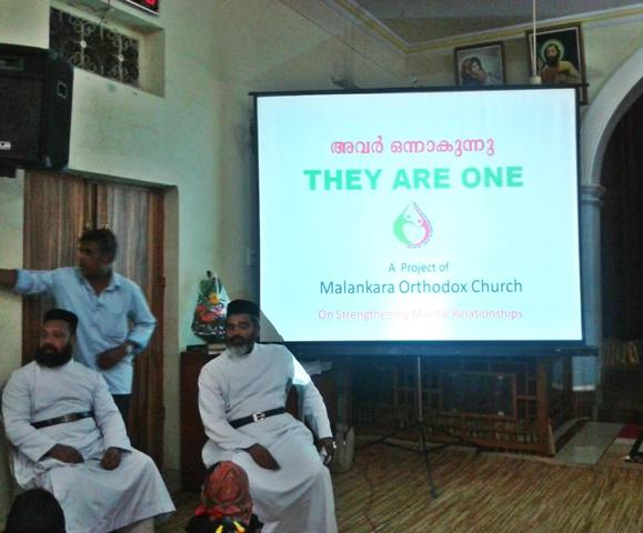 'THEY ARE ONE' Family Counselling at Raipur, St. Mary's OSC